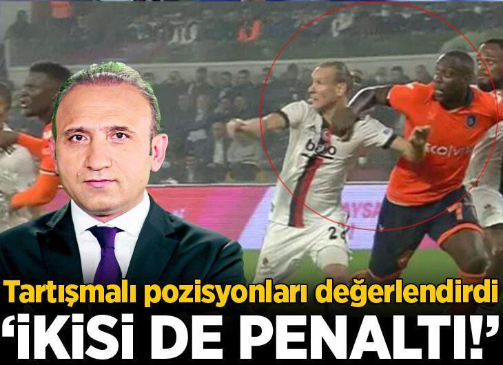 """Deniz Çoban: """"Beşiktaş'ın iki penaltısı verilmedi"""""""
