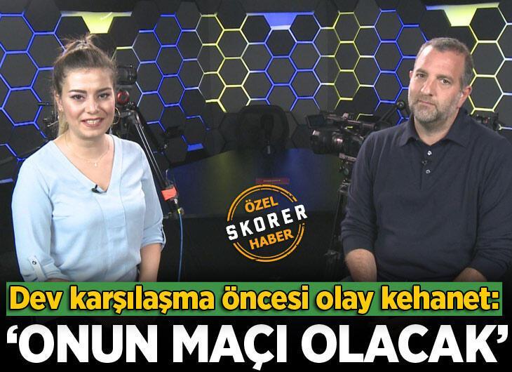 """Trabzonspor-Fenerbahçe maçı öncesi olay kehanet: """"Onun maçı olacak"""""""
