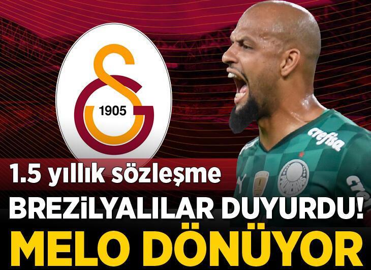 Galatasaray'dan Felipe Melo'ya 1.5 yıllık teklif