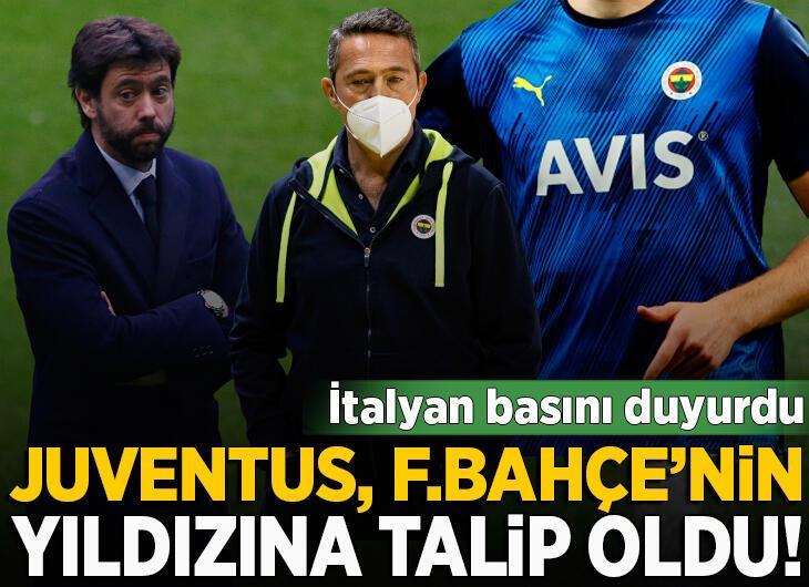 Juventus, Fenerbahçe'nin yıldızına talip oldu!