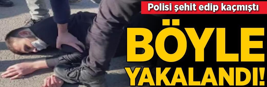 Son dakika... Kahramanmaraş'ta operasyon! Polisi şehit eden zanlı yakalandı
