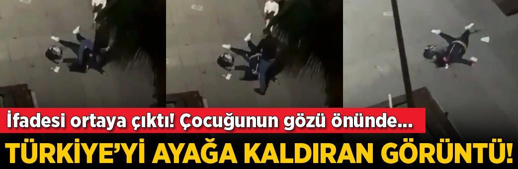 Türkiye'yi ayağa kaldıran görüntü! İfadesi ortaya çıktı