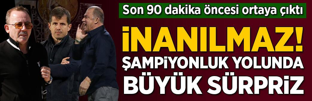 Süper Lig şampiyonuna büyük sürpriz! Transfere dev kaynak