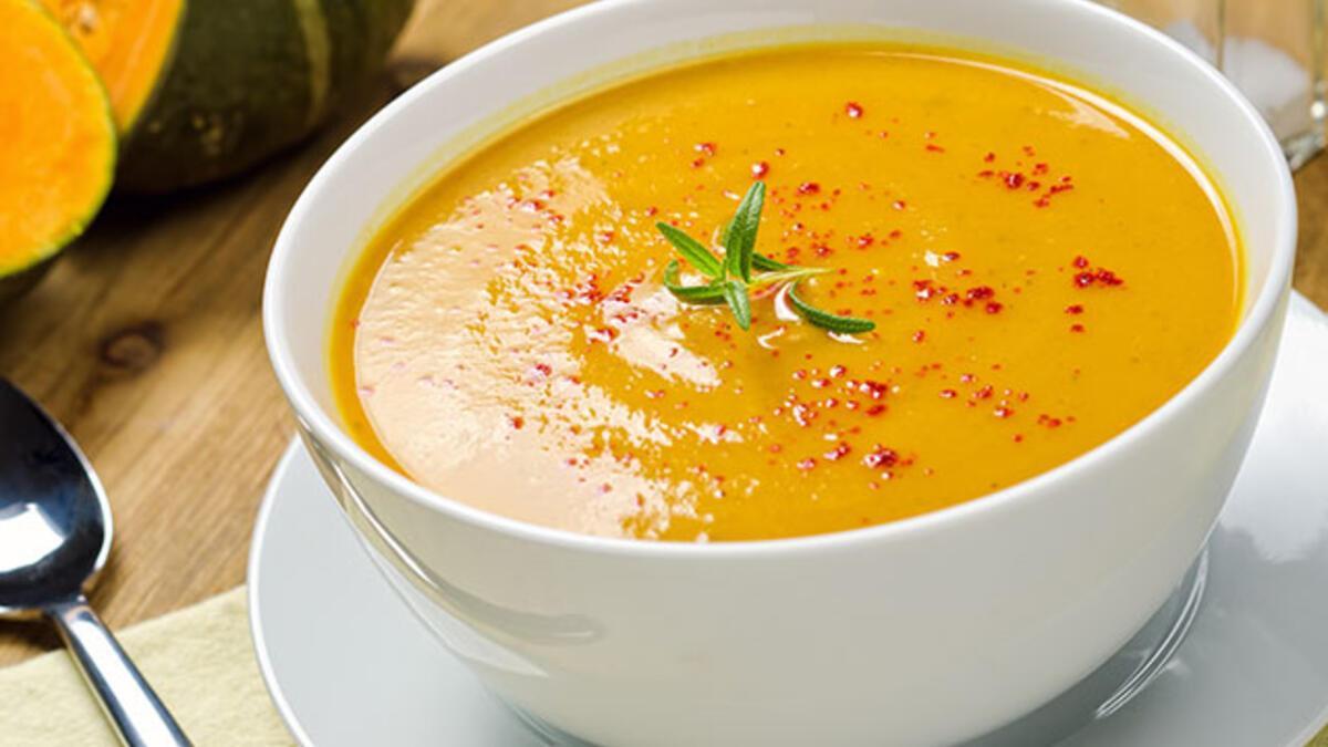 Sonbahar çorbası tarifi - Çorba Tarifleri
