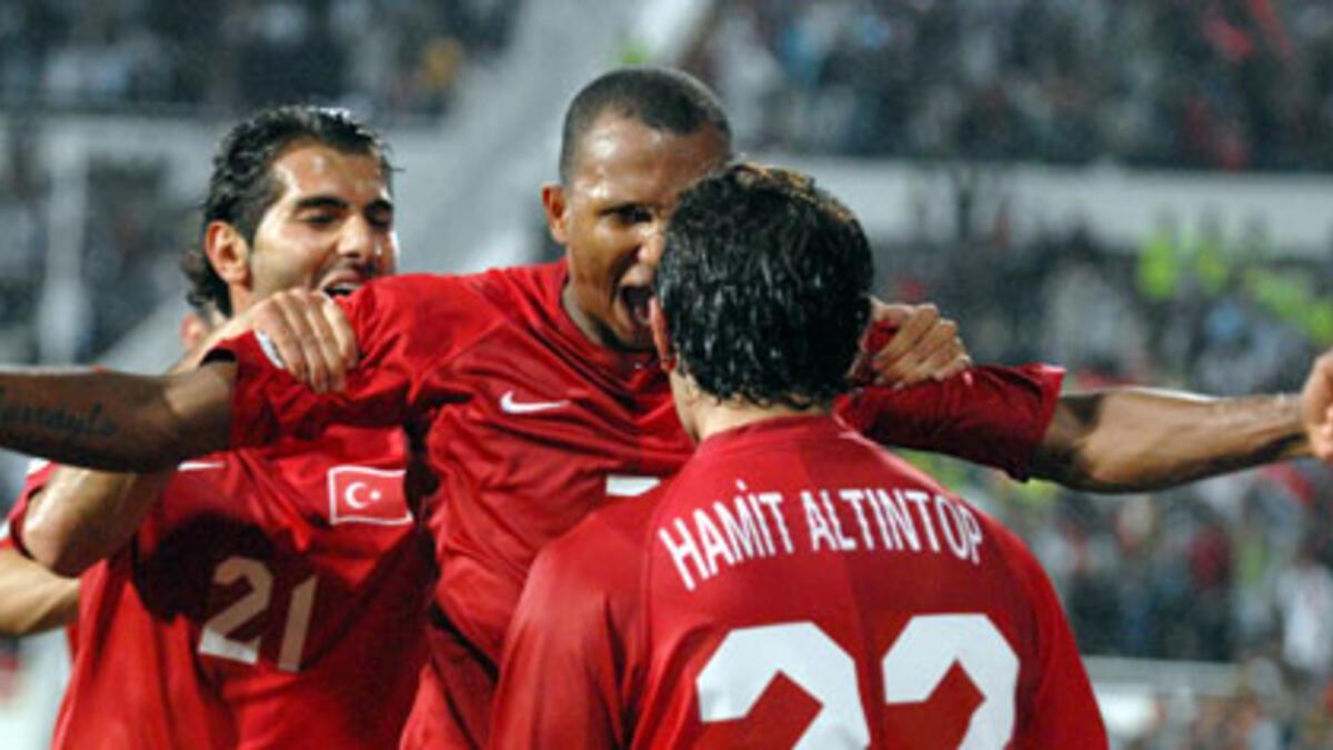 Mehmet Aurelio Türkiye Formasıyla