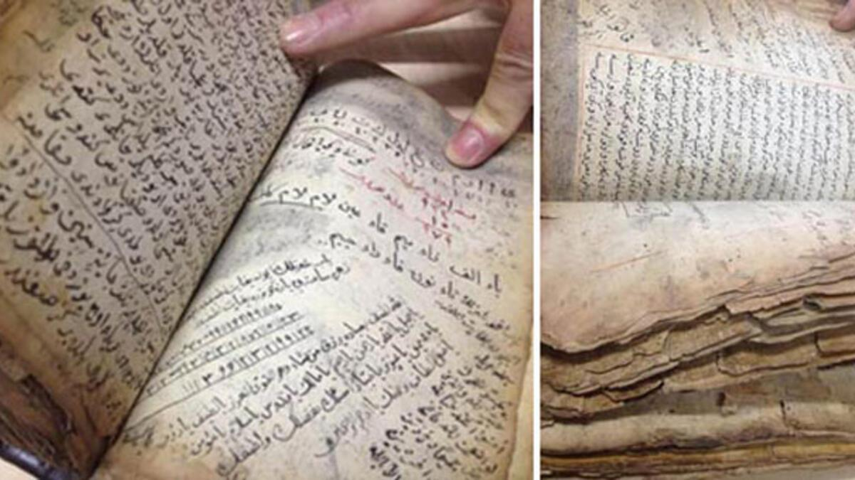 200 Yillik El Yazmasi Kur An I Kerim Kultur Sanat Haberleri