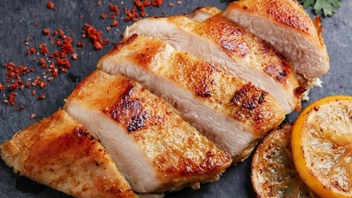Vitamin deposu tavuk - Sağlıklı Beslenme