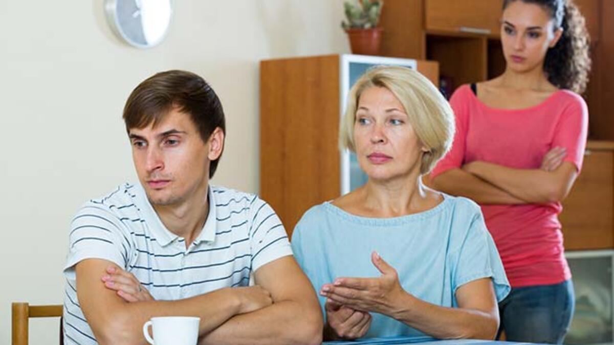 Kötü kaynanayla başa çıkma yolları - Evlilik