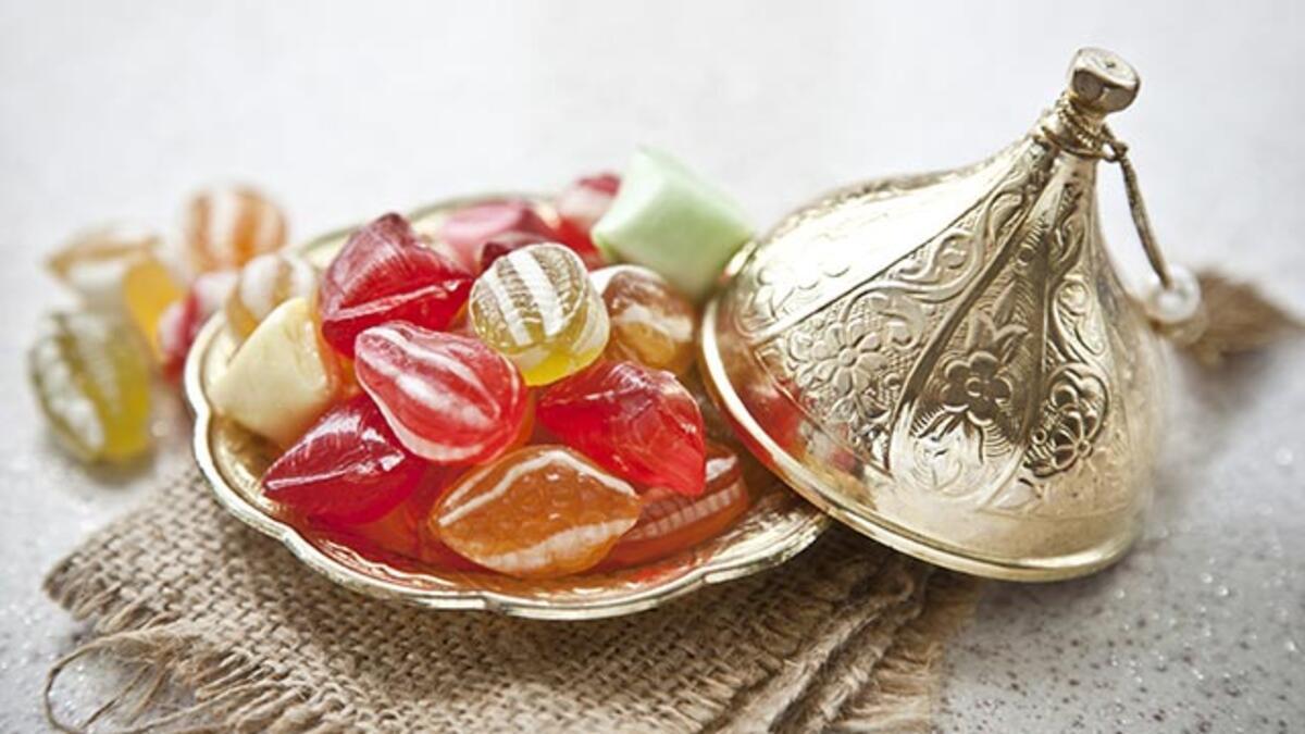 Ramazan Bayramı - Şeker Bayramı