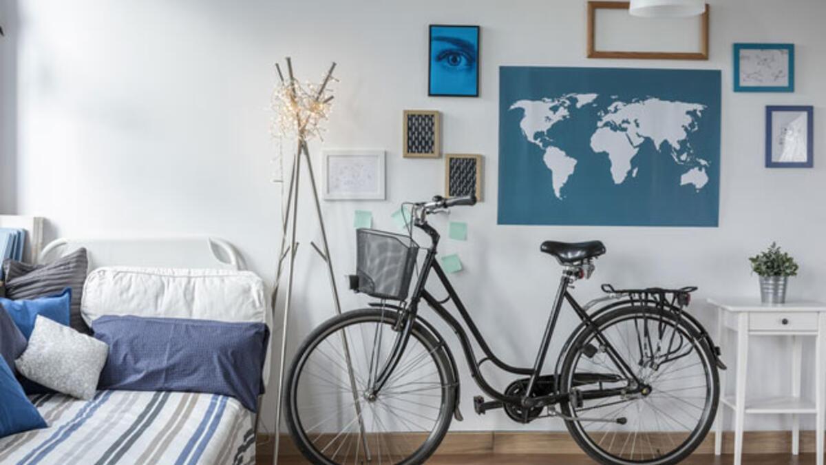 Havali Genc Odalari Icin Dekorasyon Fikirleri Yatak Odasi