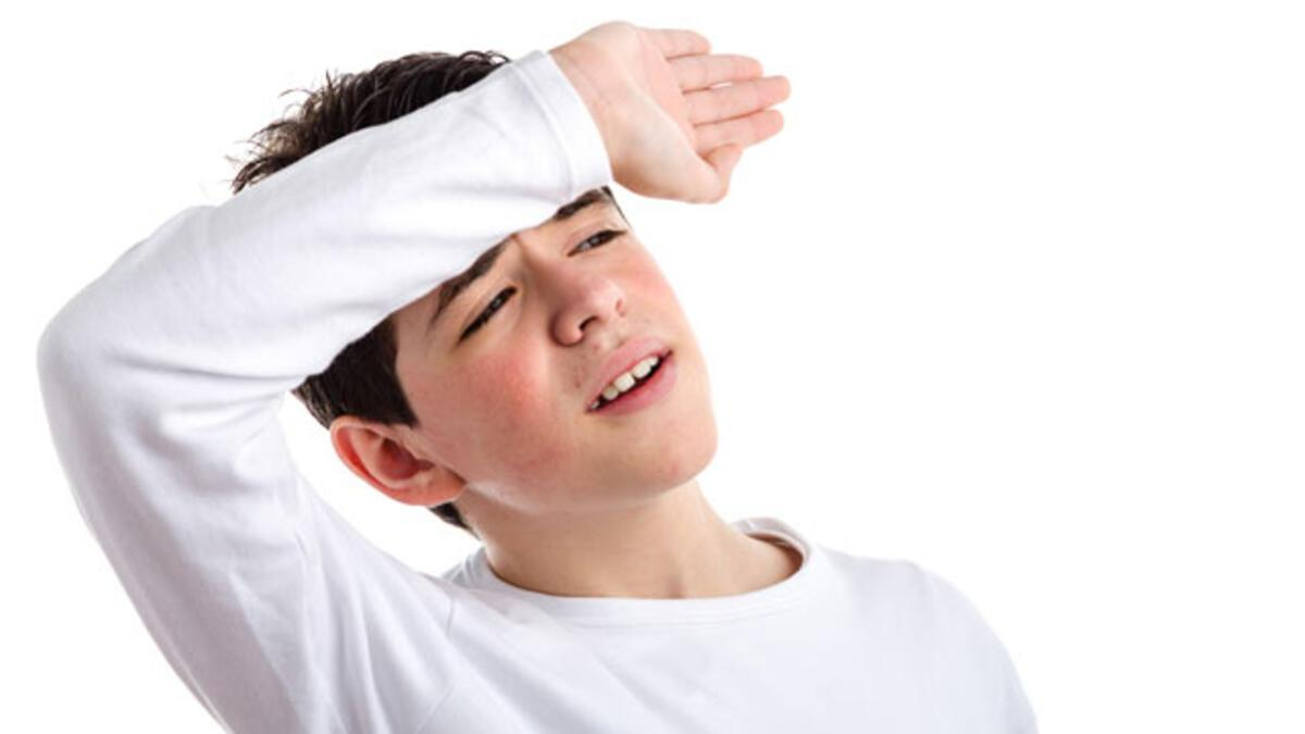 çocuklarda terleme ile ilgili görsel sonucu