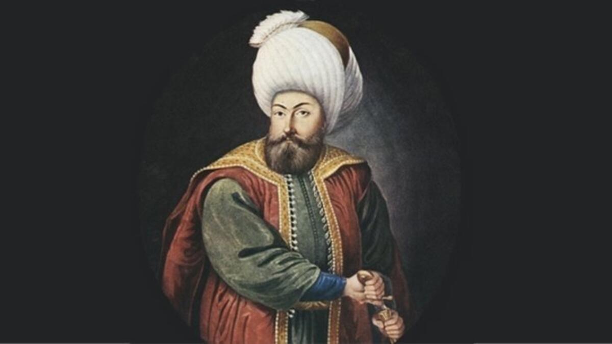 Kanuni Sultan Süleyman'ın dedesinin dedesinin dedesi kimdir? 1 ...