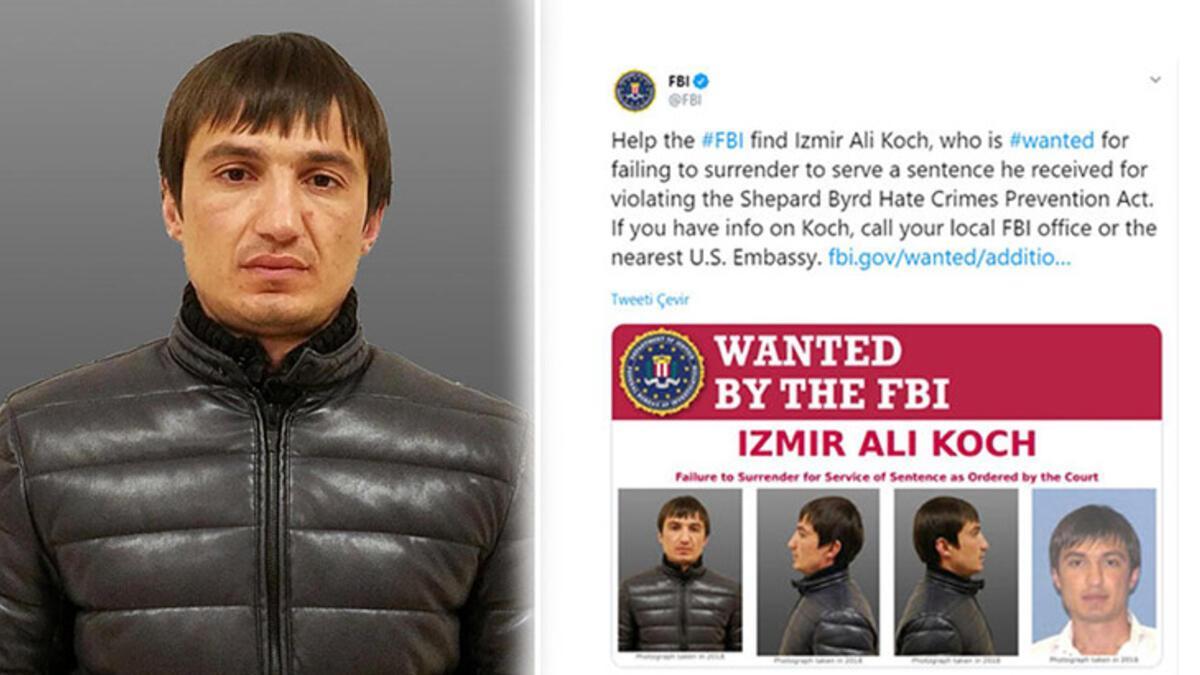 Fbi Izmir Ali Koch Adli Adami Ariyor Son Dakika Haberler Milliyet