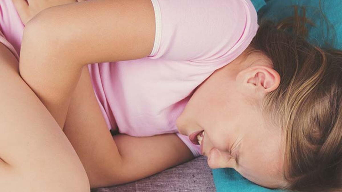Çocuğunuzun karın ağrısını ihmal etmeyin - Sağlık Haberleri