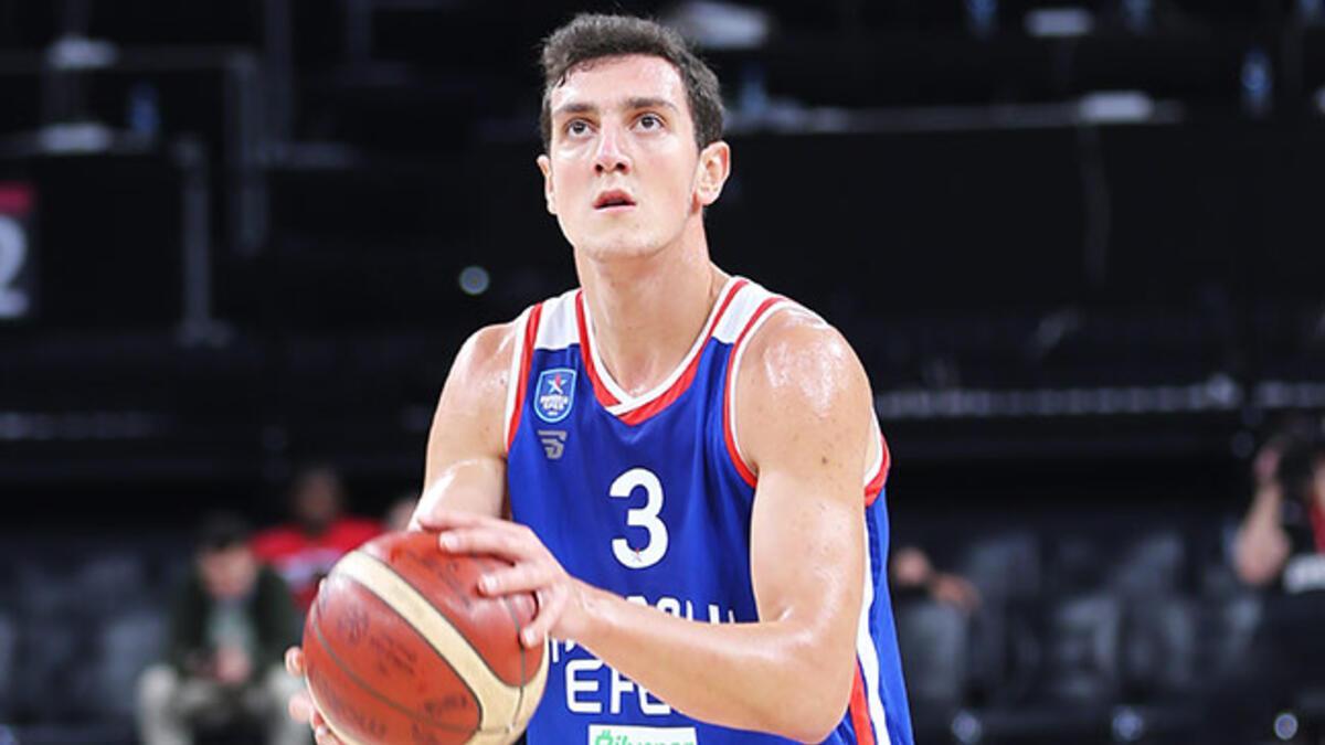 Yiğitcan Saybir'den alkış alan atış! - Basketbol Haberleri