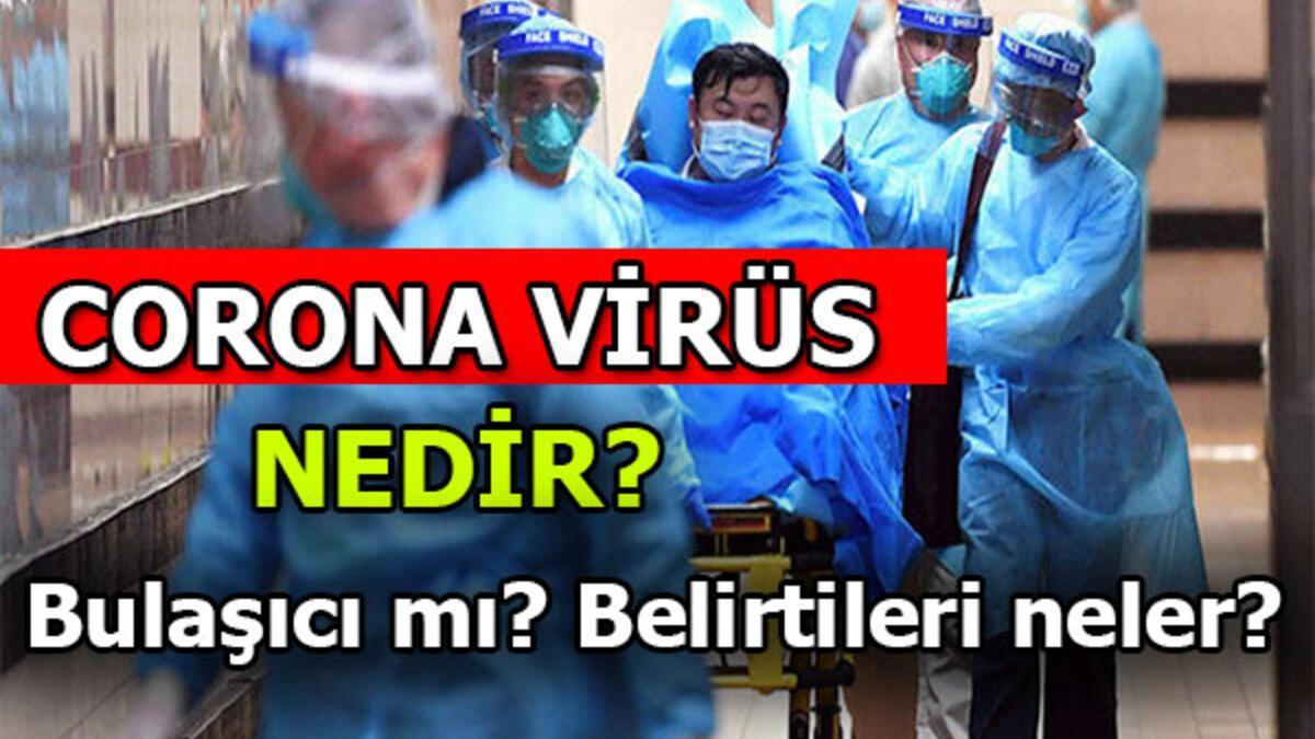 corona virus ölüm anı