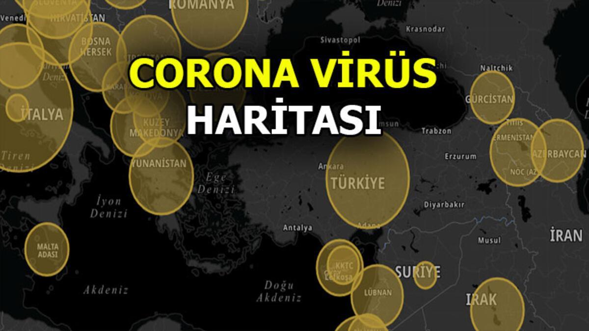Corona virüs sitesi: 'corona.cbddo.gov.tr' | Corona virüsten kaç kişi öldü, kaç kişi iyileşti, vaka sayısı kaç? İşte Corona virüs (covid-19) Dünya haritası