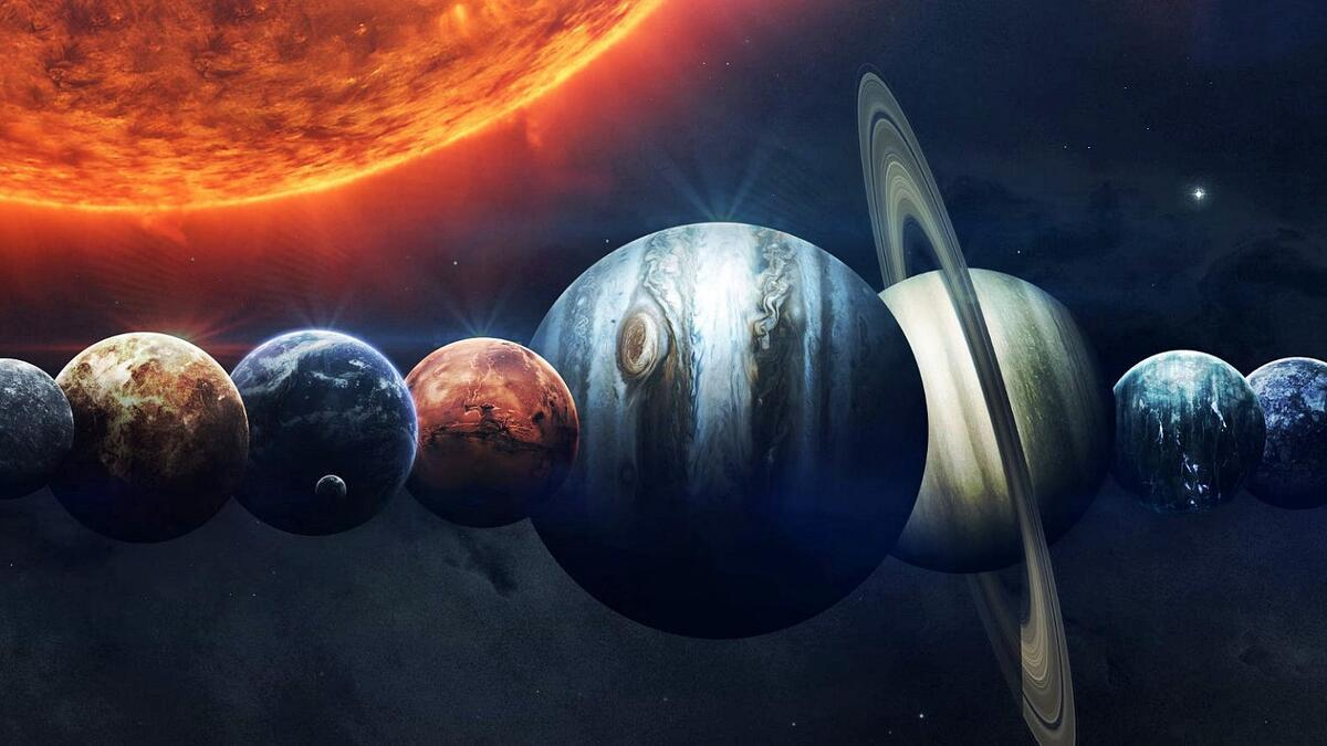 Kaç tane gezegen var? Evren ve güneş sistemindeki gezegenlerin sayısı - Milliyet Çocuk
