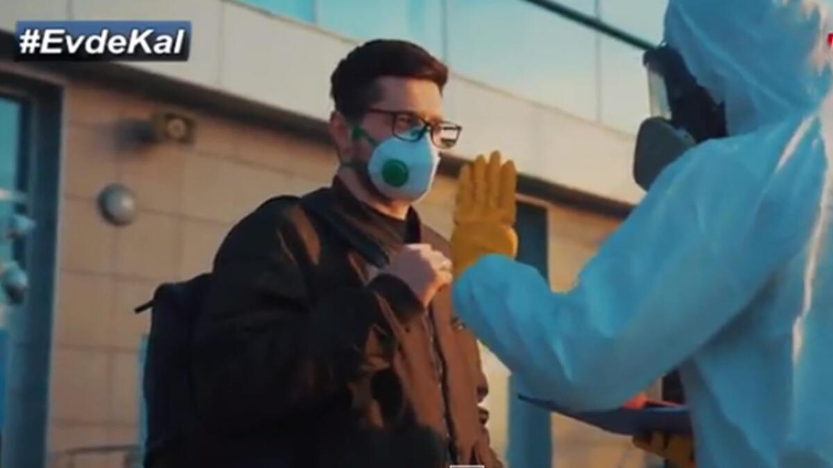 Son dakika I Pandemi İzolasyon Takip uygulaması başladı