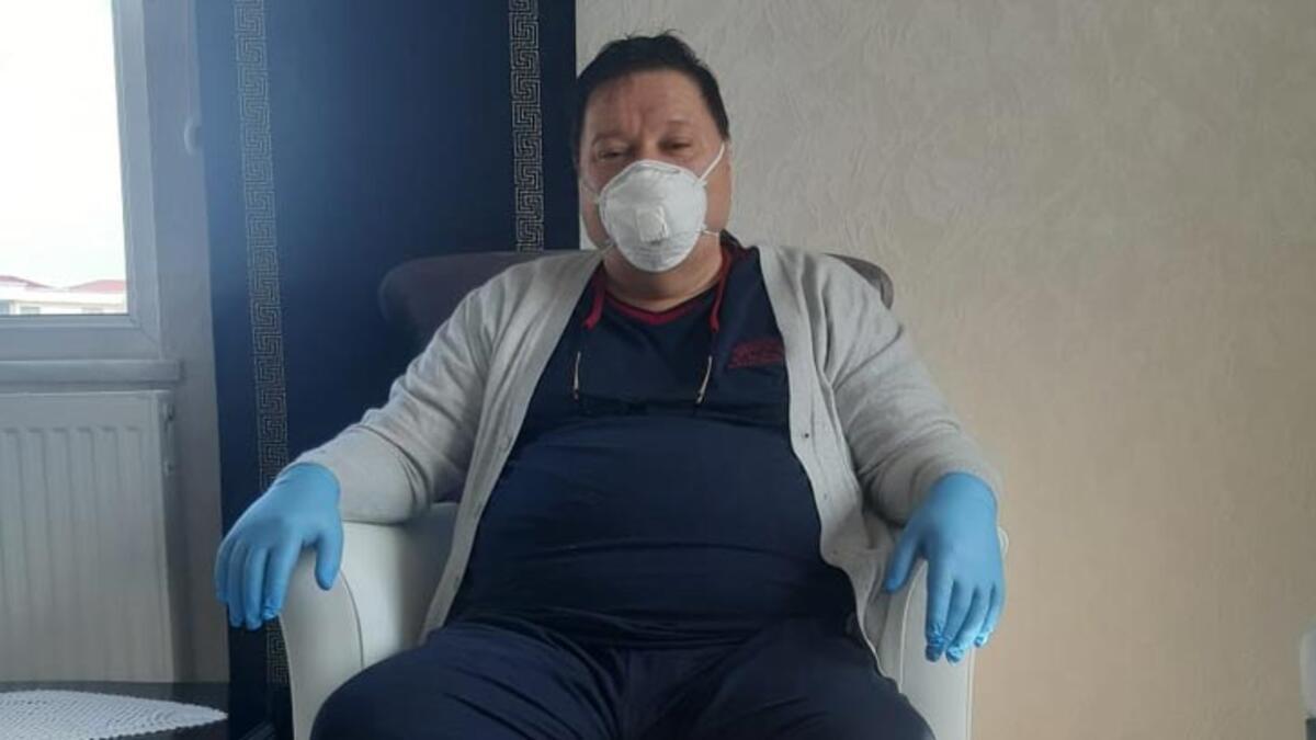 55 yaşındaki KOAH hastası coronayı yendi!