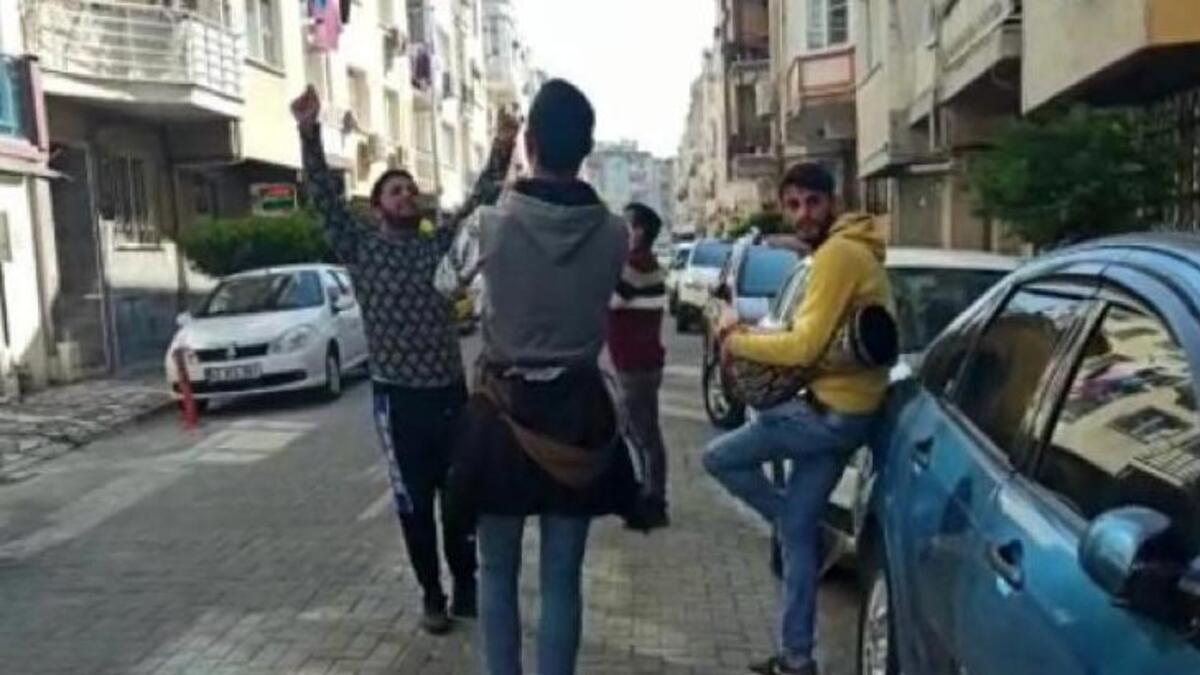 Coronayı hiçe saydılar! 3 bin 150'şer lira ceza kesildi