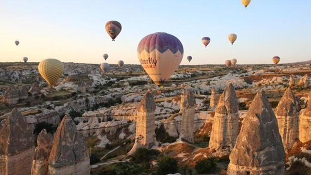 Kapadokya Nerede? Kapadokya'ya Nasıl Gidilir? - Tatil Seyahat Haberleri
