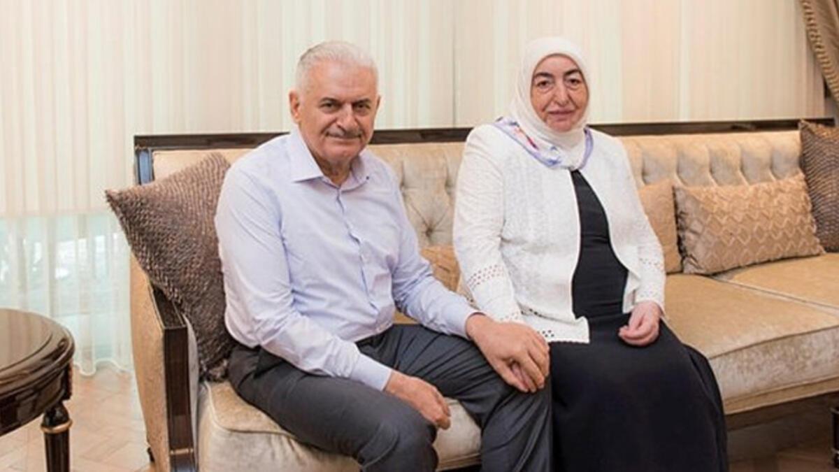 Binali Yıldırım'ın eşi Semiha Yıldırım kimdir, kaç yaşında? Koronavirüse yakalandılar - Son Dakika Haberleri Milliyet