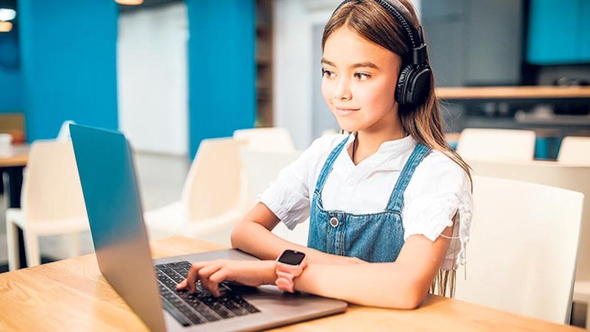 Uzaktan eğitime online destek