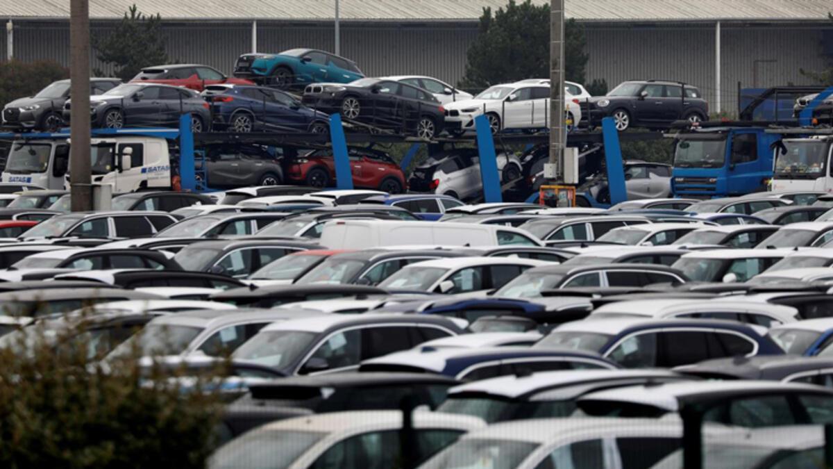 AB'de otomobil satışları sert geriledi