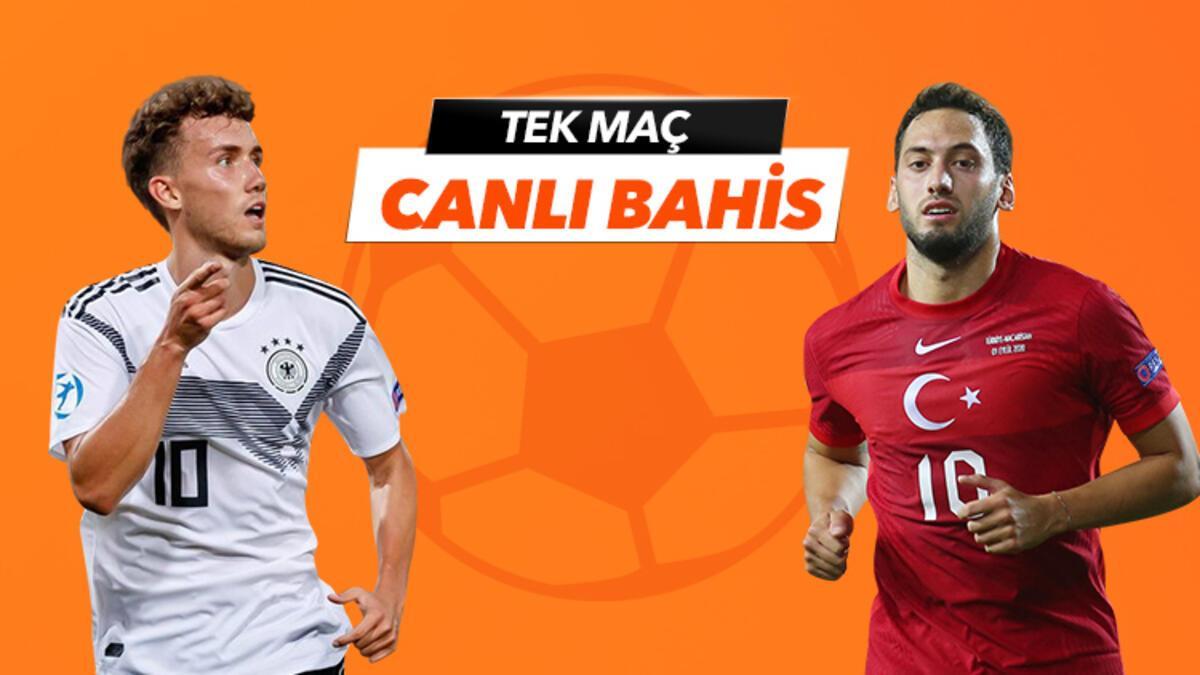 Almanya - Türkiye maçı Tek Maç ve Canlı Bahis seçenekleriyle Misli.com'da -  Futbol - Spor Haberleri - Milliyet