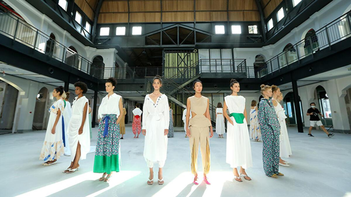 Mercedes-Benz Fashion Week Istanbul'da dördüncü gün