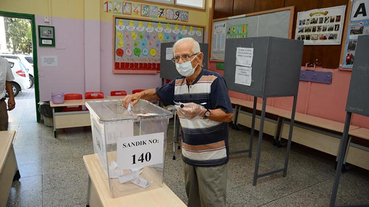 Son dakika: KKTC'de seçim sonuçları belli oldu