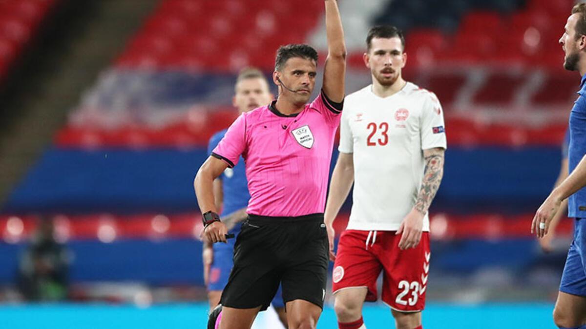 Başakşehir'in Leipzig maçını İspanyol Manzano yönetecek!