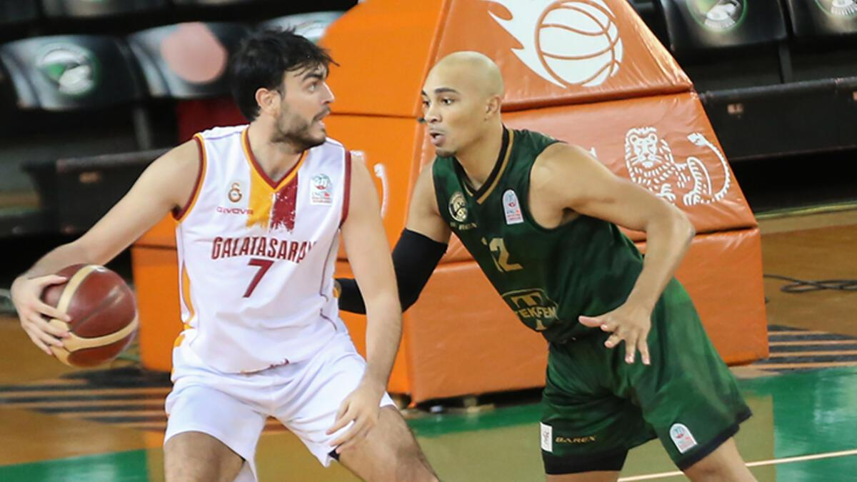 Darüşşafaka Tekfen - Galatasaray: 91-82 - Galatasaray - Spor Haberleri