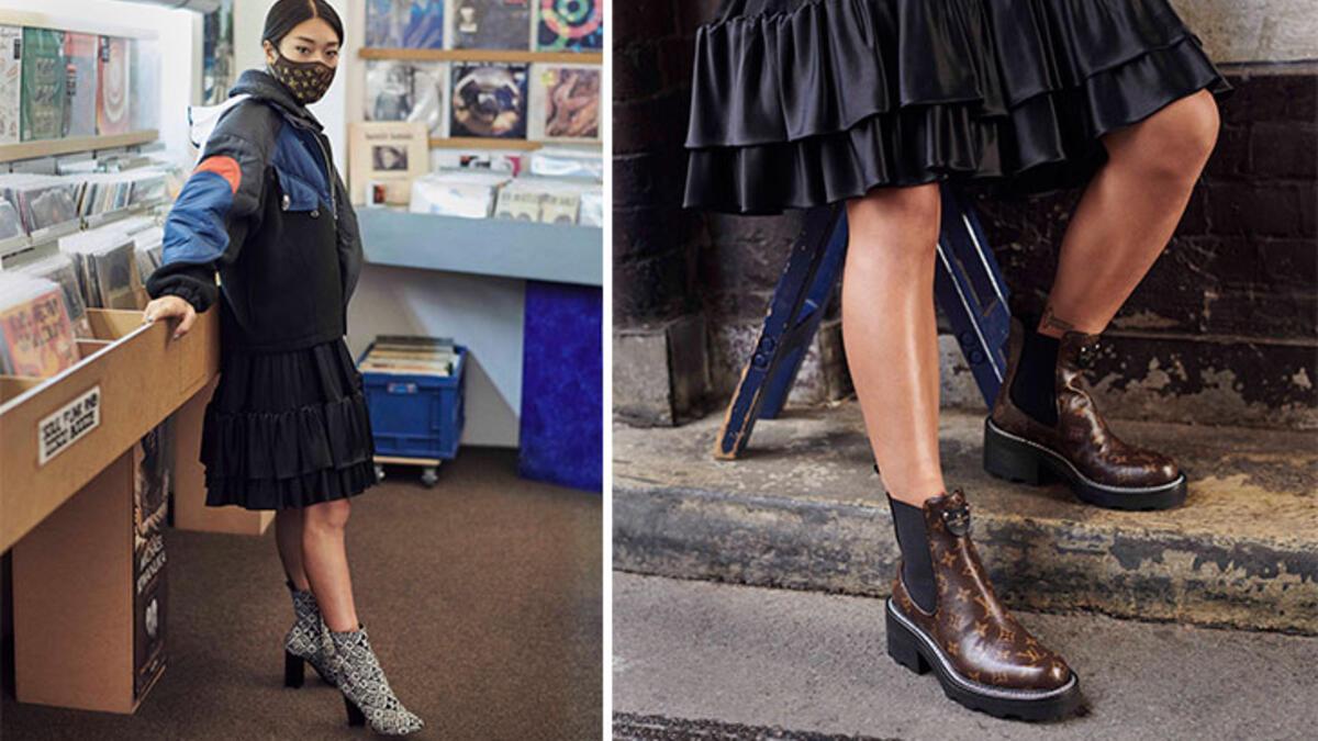 Louis Vuitton yüksek modanın genel geçer kurallarını baştan yazıyor