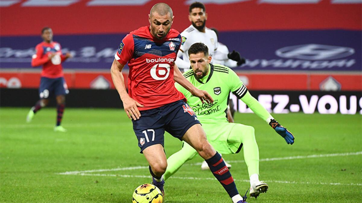 Lille, maç fazlasıyla liderliğe yükseldi! Burak Yılmaz ve Zeki Çelik... -  Futbol - Spor Haberleri