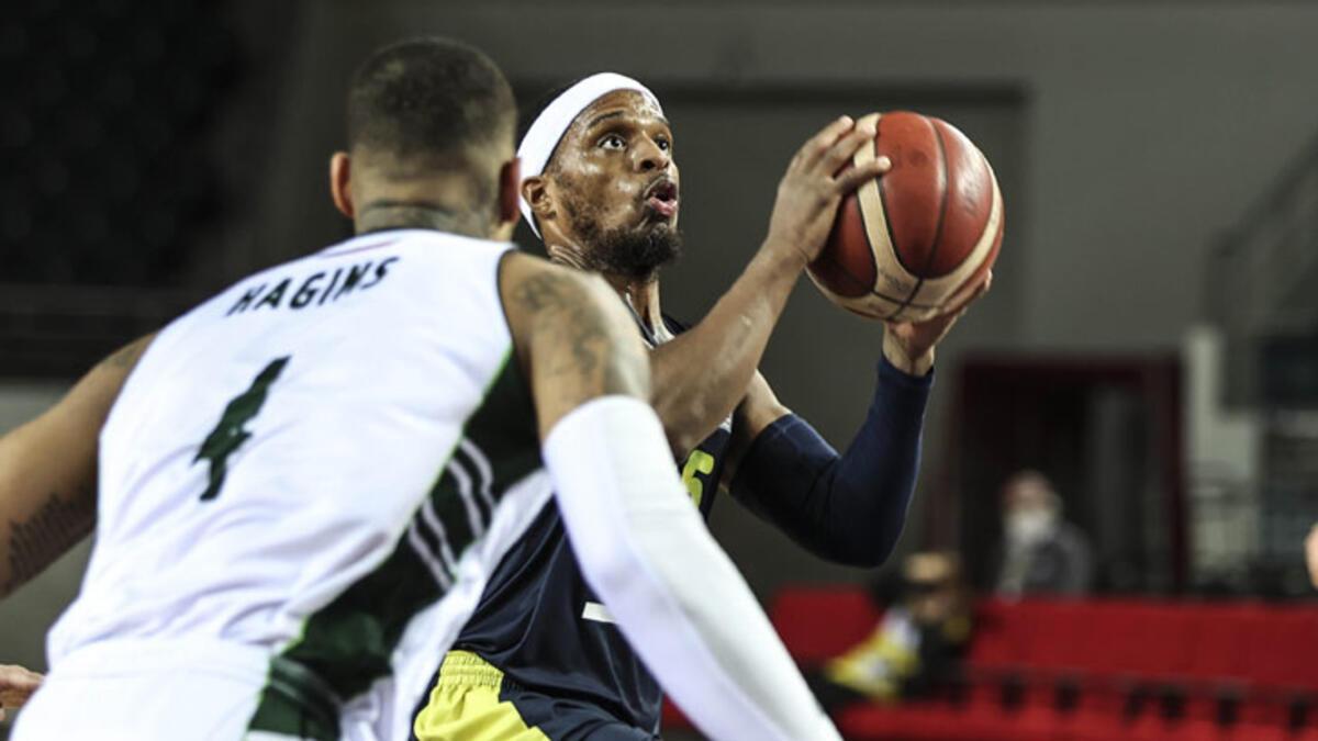 OGM Ormanspor-Fenerbahçe Beko: 63-72 - Basketbol Spor Haberleri