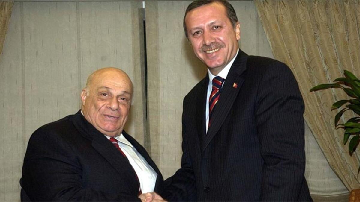 Cumhurbaşkanı Erdoğan'dan'Rauf Denktaş' paylaşımı