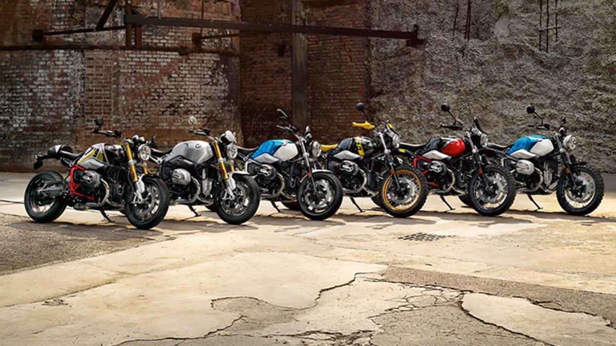 BMW Motorrad yeni modelleri Türkiye yollarına çıkıyor