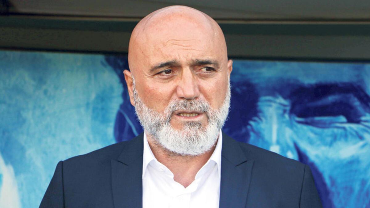 Son dakika haberleri - Altay, Hikmet Karaman ile anlaştı - Milliyet - Haber  Ofisi