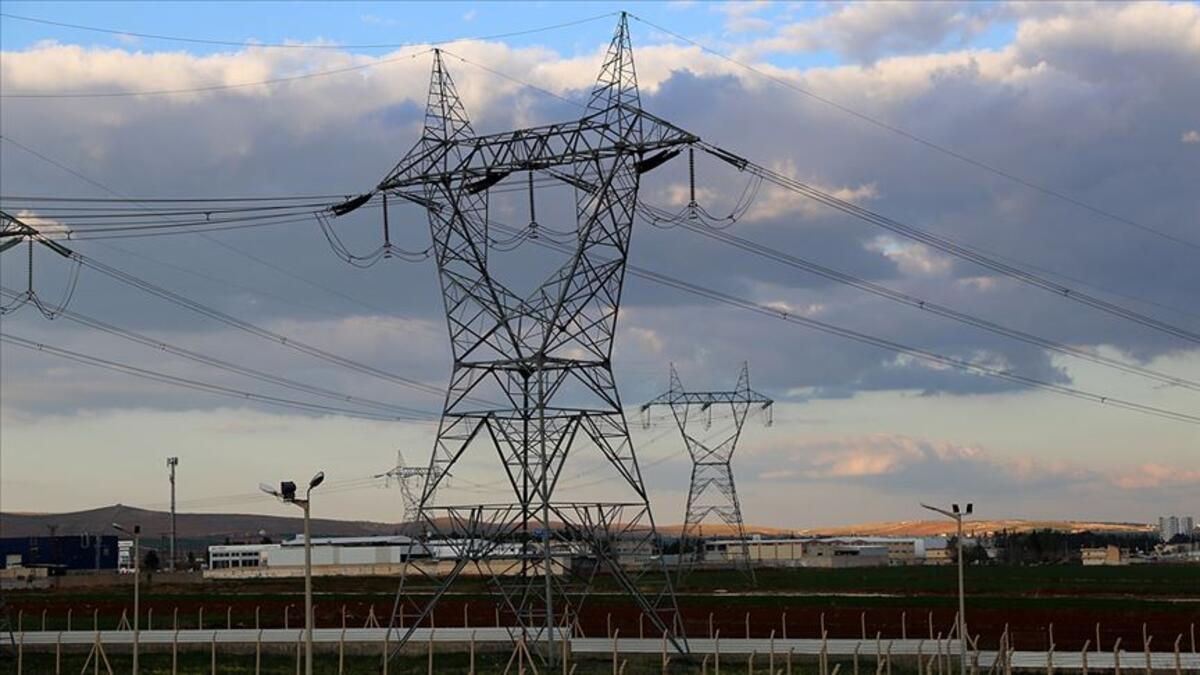 Ocakta elektriğin yarısı yerli ve yenilenebilir kaynaklardan üretildi