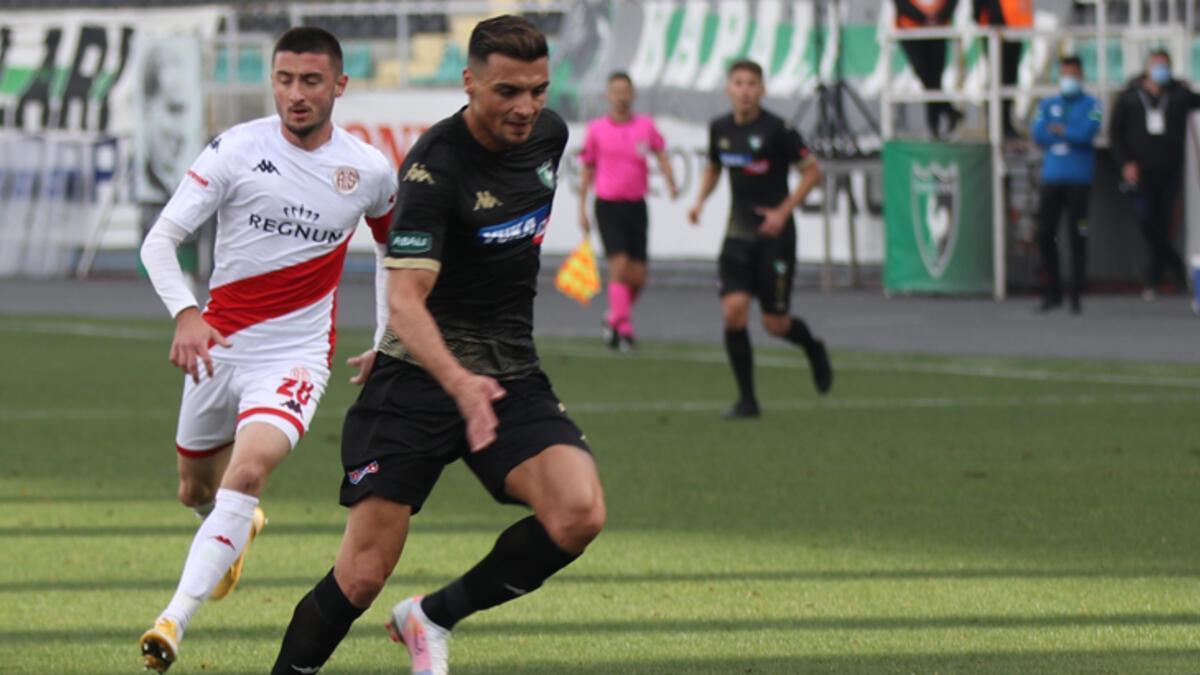Denizlispor'da Ahmed Yasin şoku