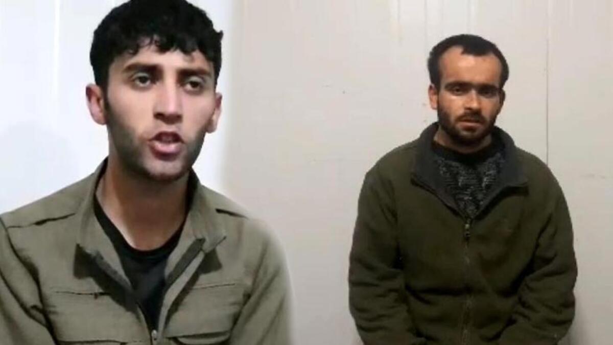 Son dakika: Gara'da yakalanan teröristler katliamı itiraf etti!
