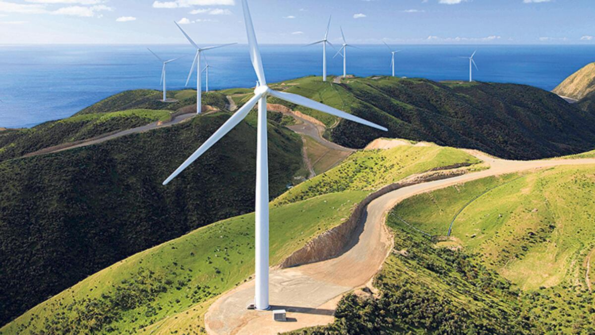 'Rüzgârımız rekorlarla esiyor'