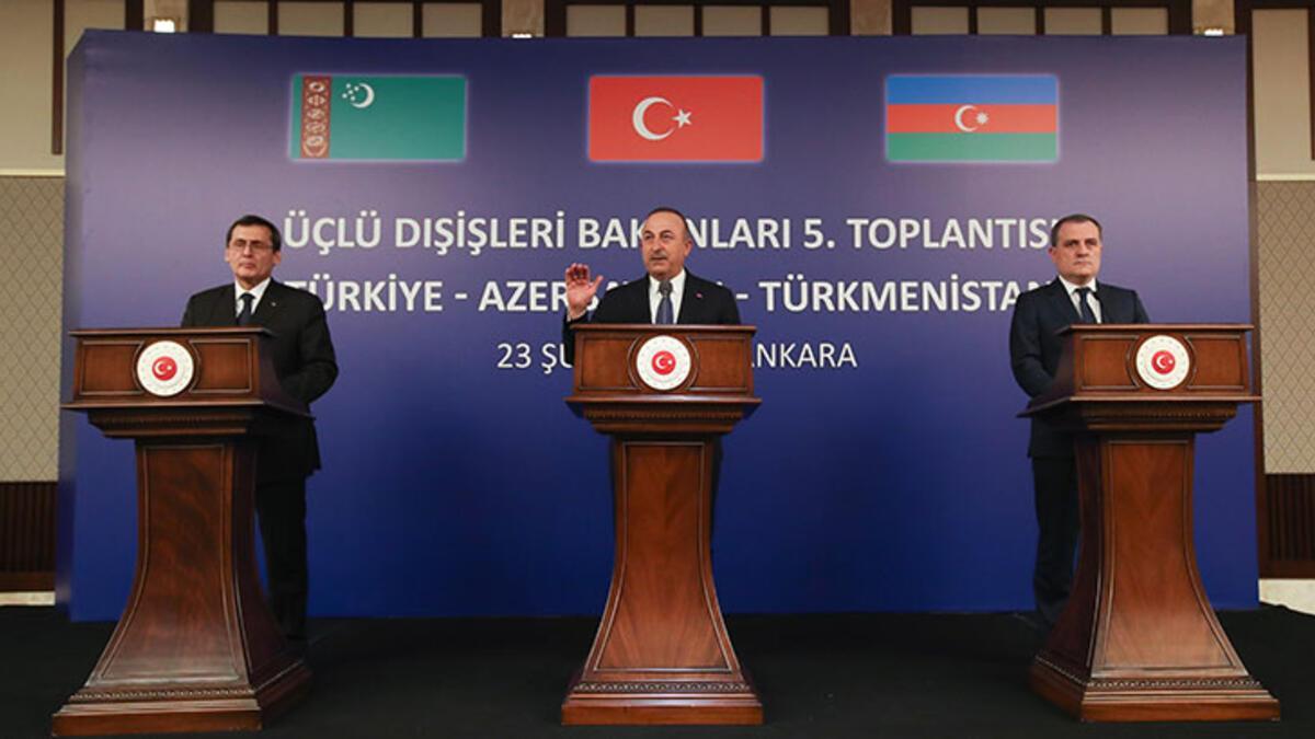 'Türkmen gazı için hazırız'