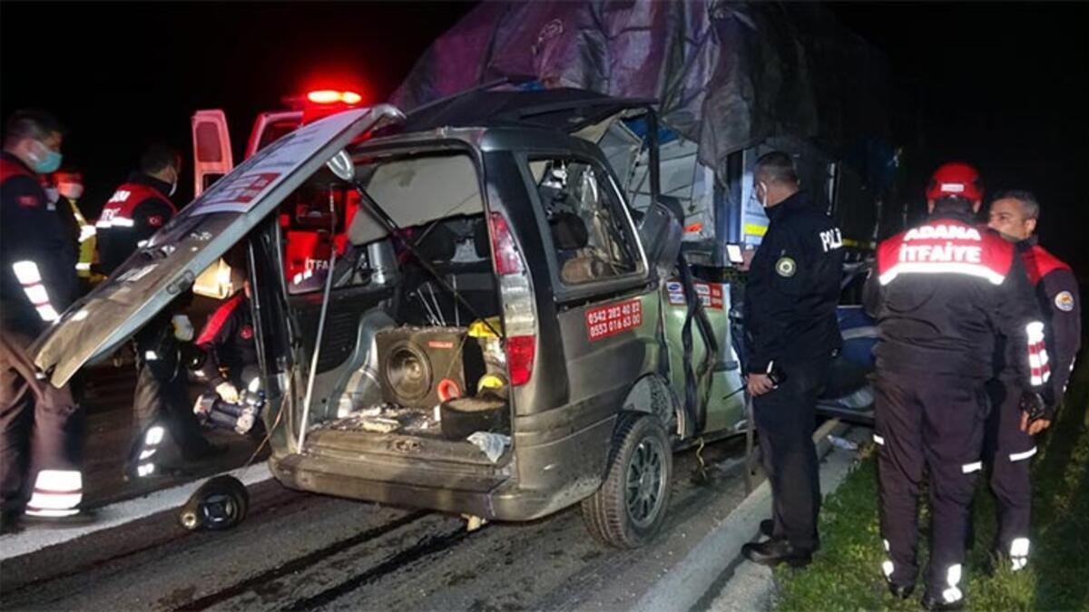 Feci kaza! 3 kişi hayatını kaybetti - Milliyet - Haber Ofisi
