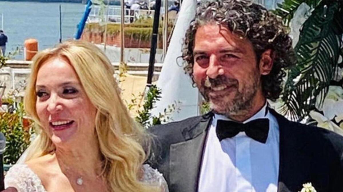 Sinan Tuzcu ve Beyza Kapu evlendi - Magazin Haberleri - Milliyet