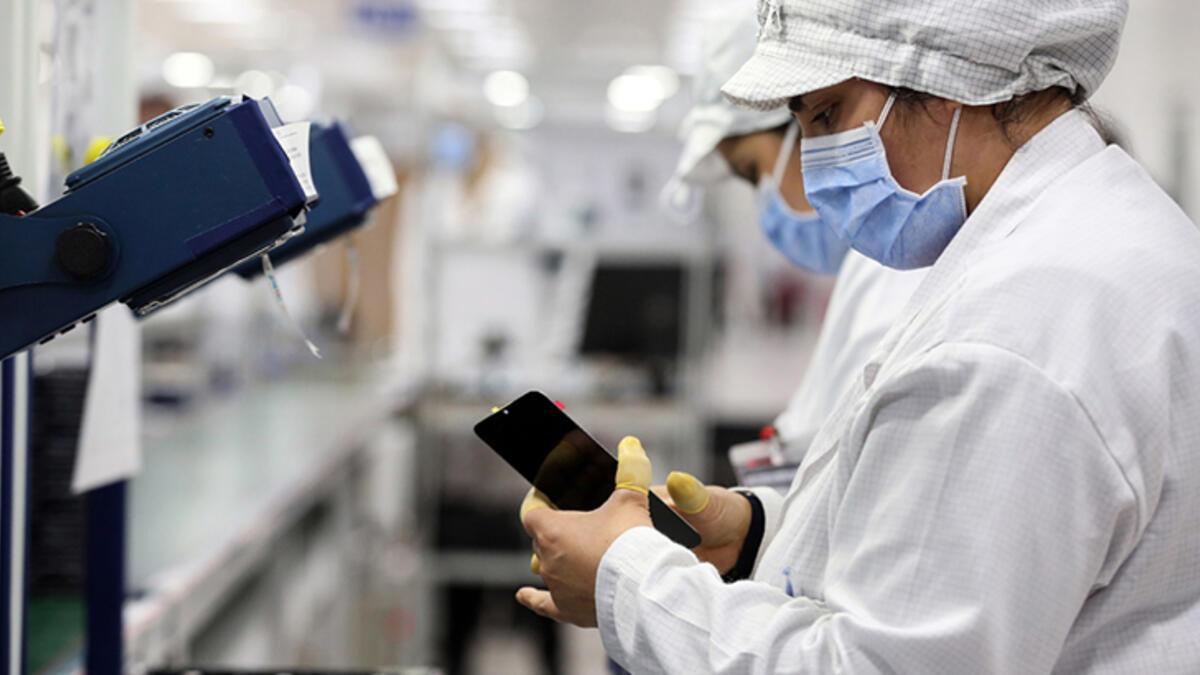 Türkiye'de üretilen akıllı telefonlar! Yakında fiyatlar düşecek - Teknoloji  Haberleri - Milliyet