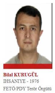 FETÖ'nün kaçak 'mavi' militanları belli oldu