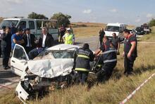 Kırklareli'nde trafik kazası: 4 ölü